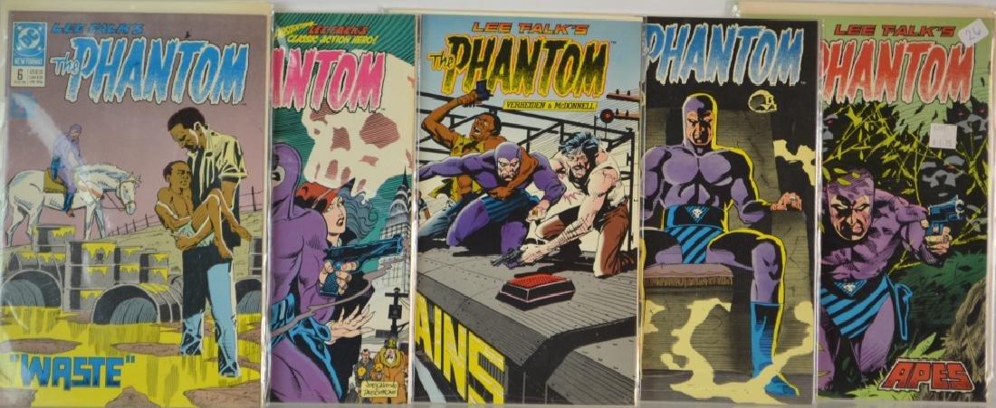 12 DC Phantom Comics
