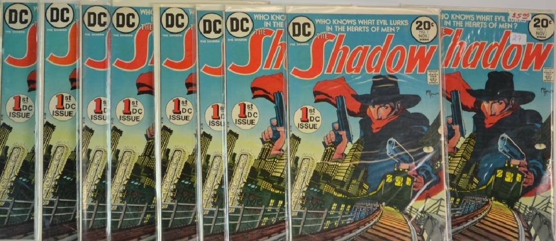 Twelve 20 Cent Shadow Nov. #1 Comics