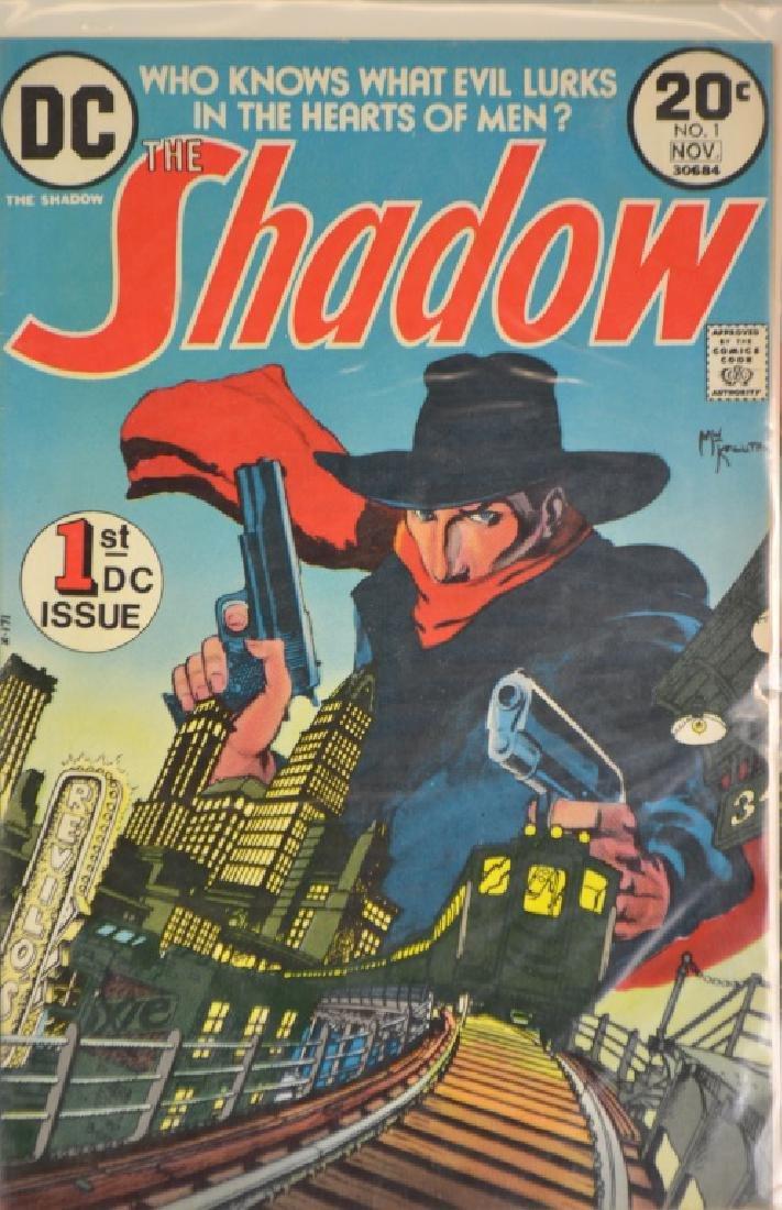 Twelve 20 Cent Shadow Nov. #1 Comics - 2