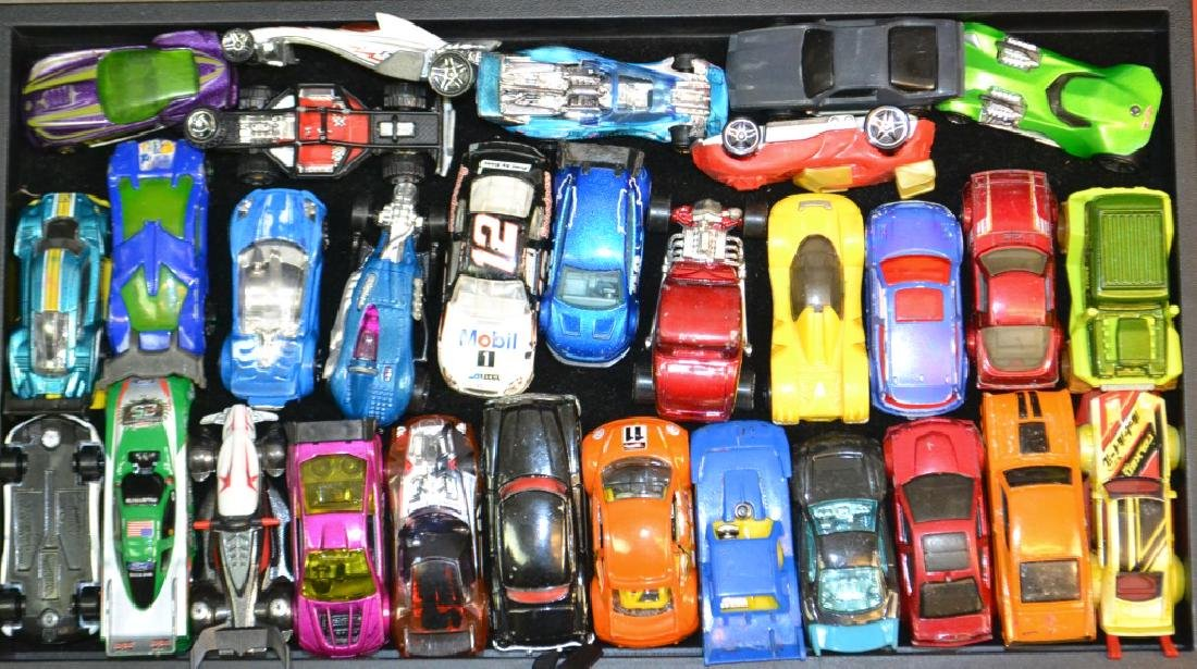 30 Matchbox and other Die Cast Cars