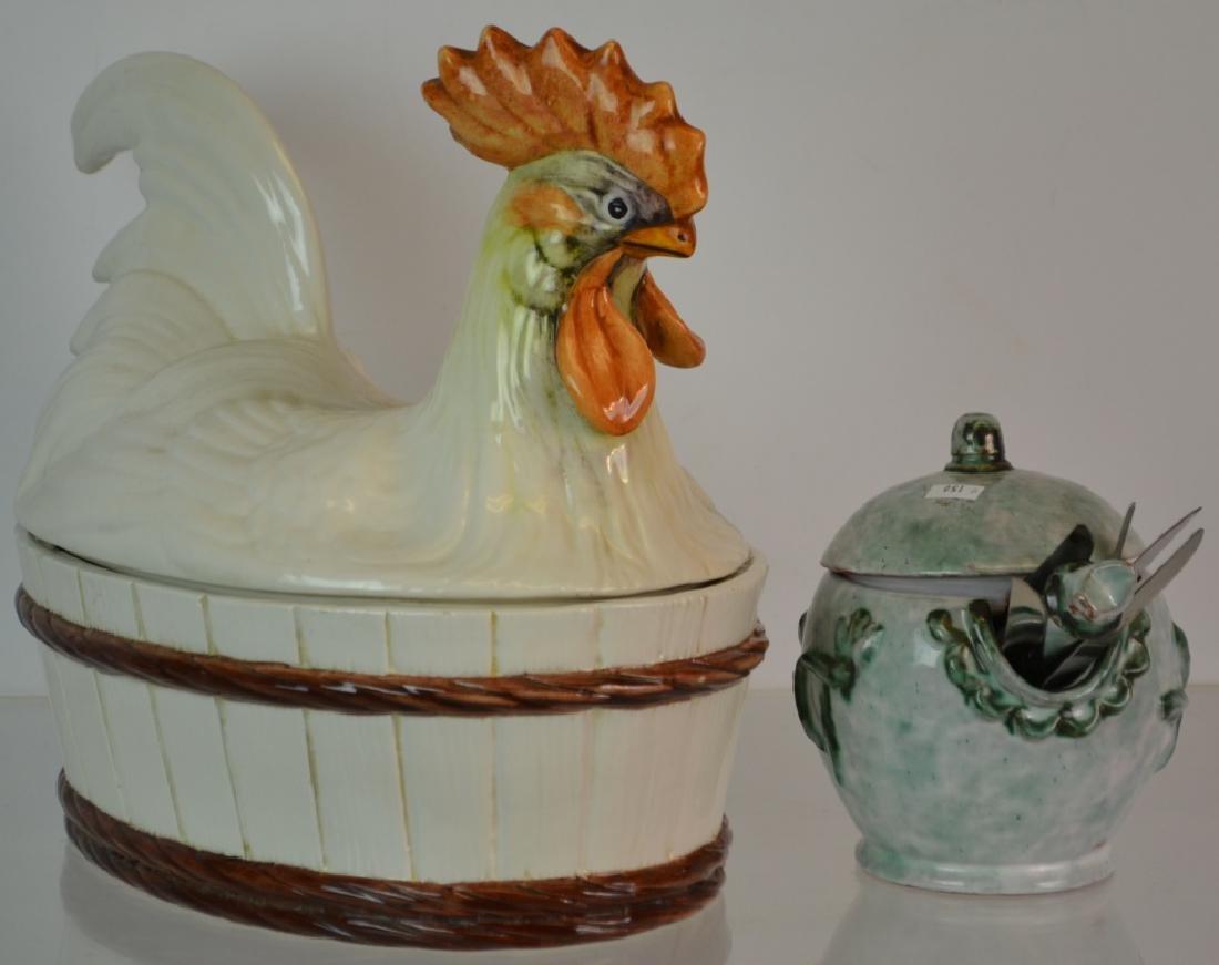 Italian Ceramic Grouping