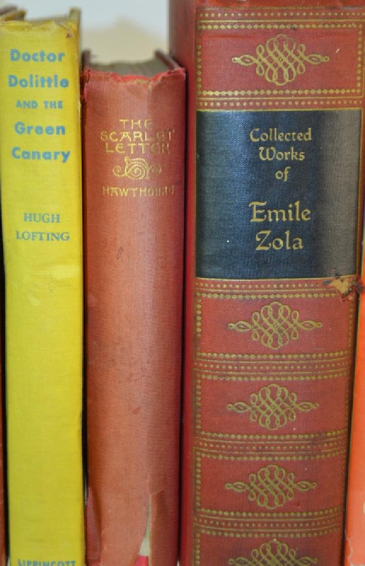 Grouping of Vintage Books - 3