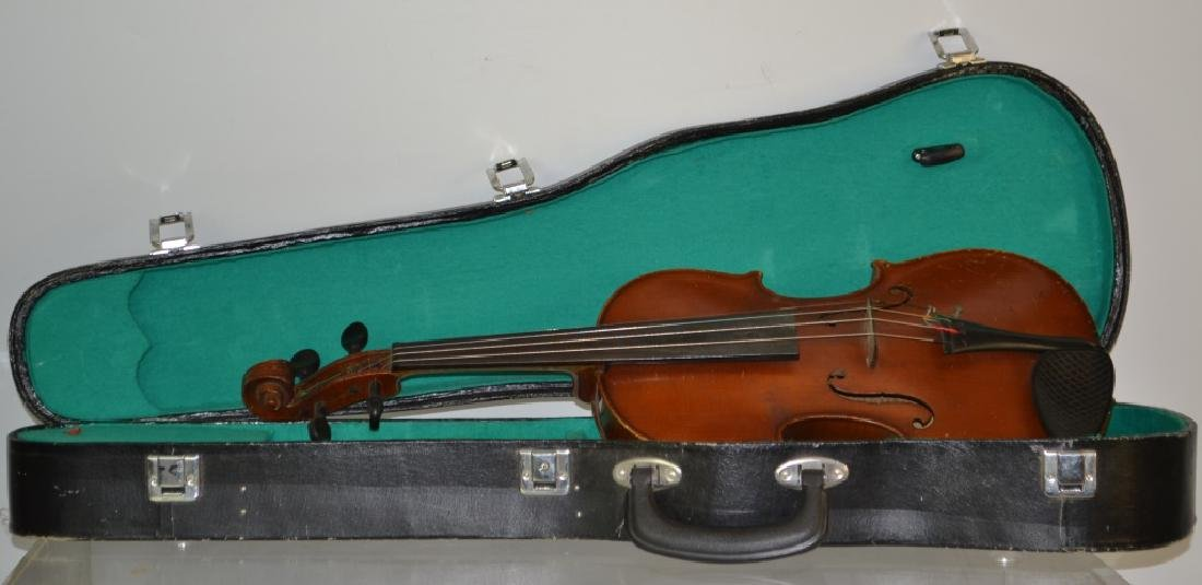 W & S Leipzig German Violin