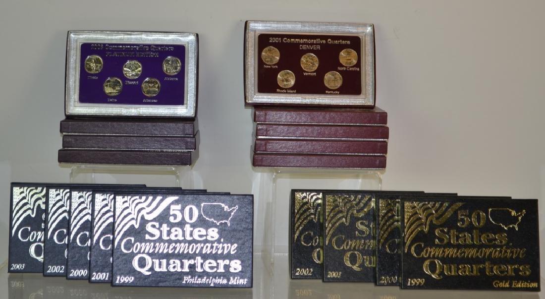 16 State Quarter Sets