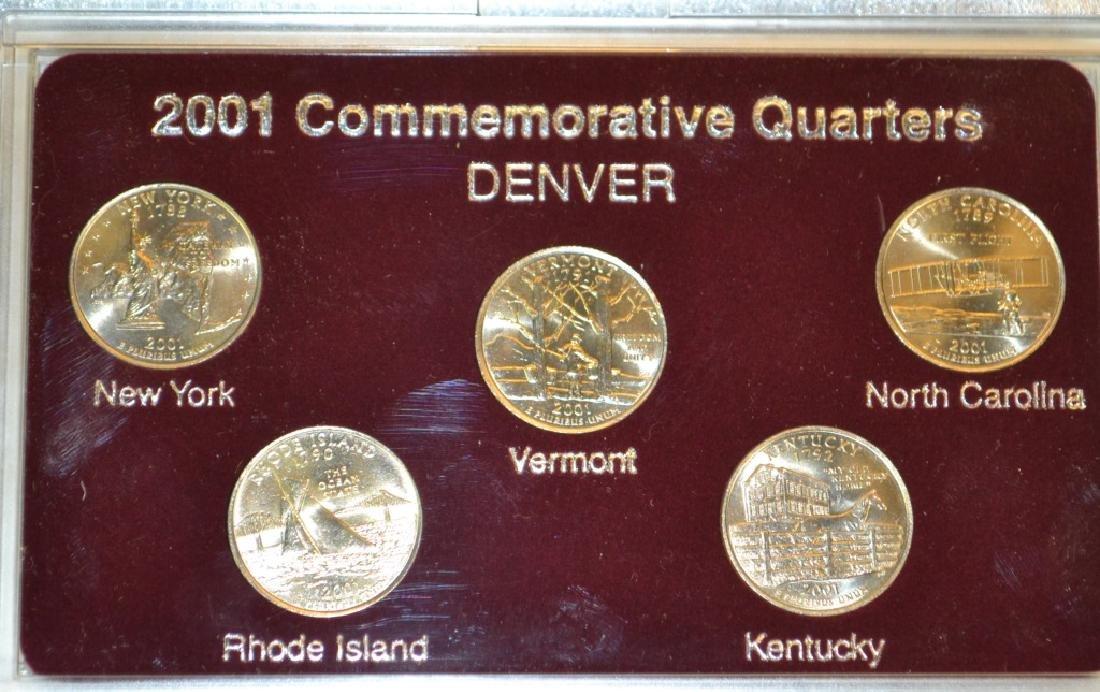16 State Quarter Sets - 2