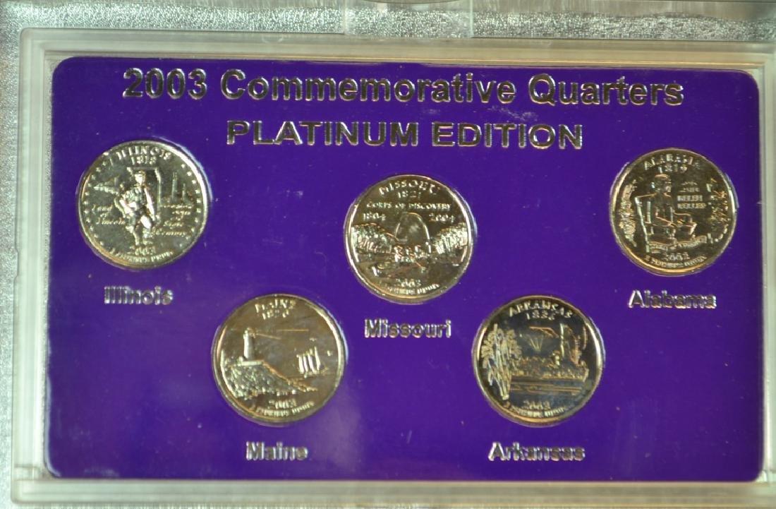 16 State Quarter Sets - 3
