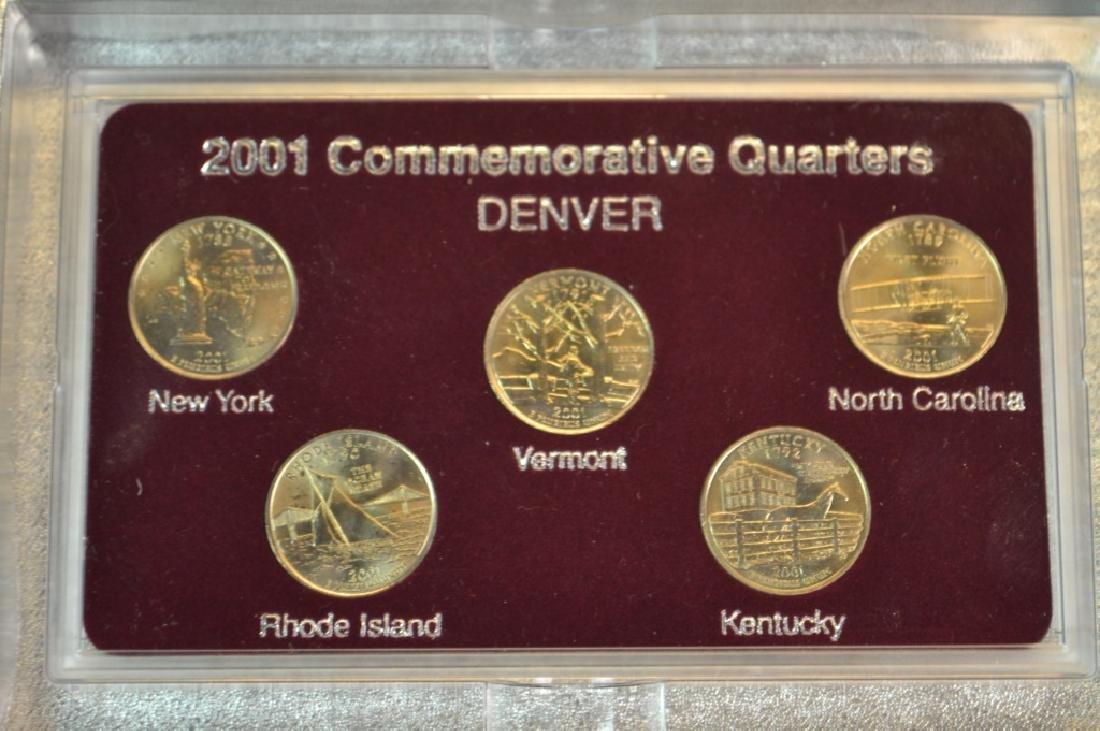 16 State Quarter Sets - 4