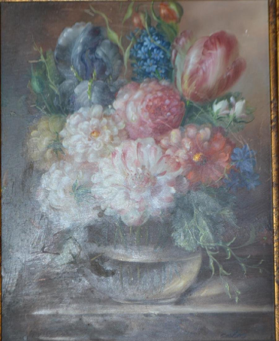 Floral Art Grouping - 2
