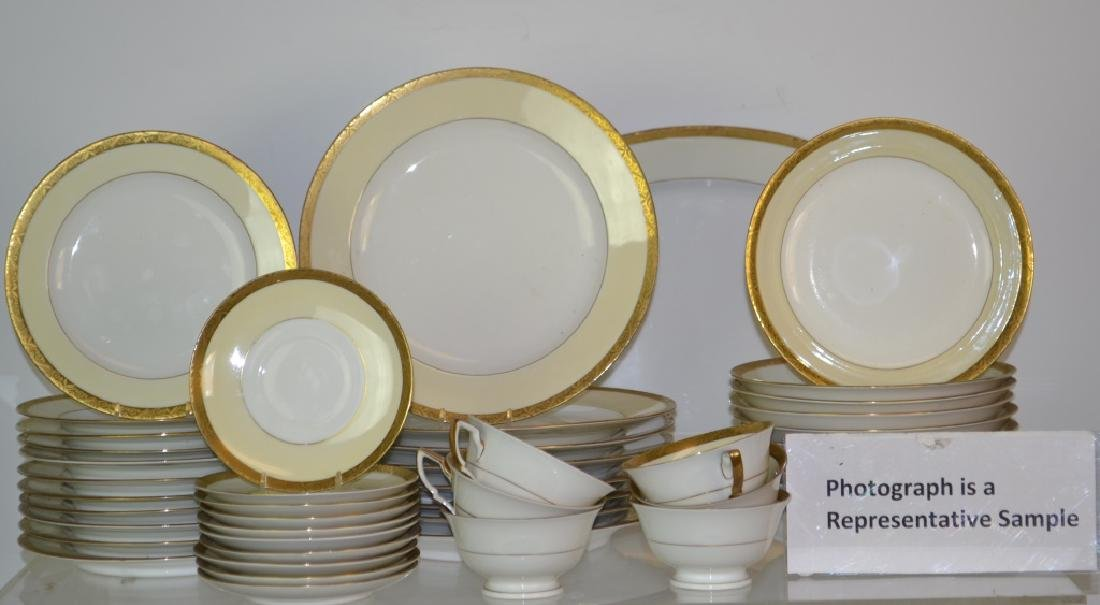 Approx. 40 Pieces Bavarian China Partial Set