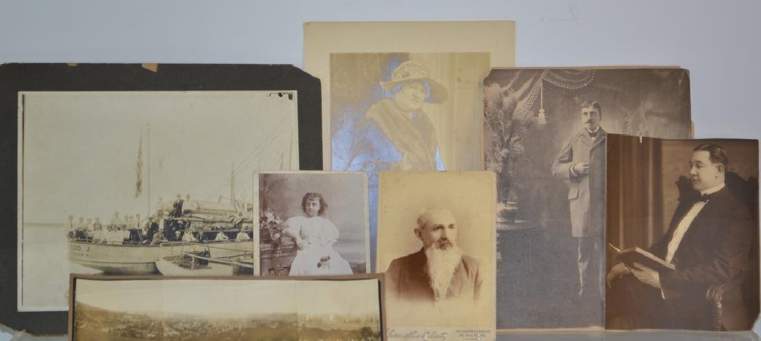 Vintage Photograph Grouping