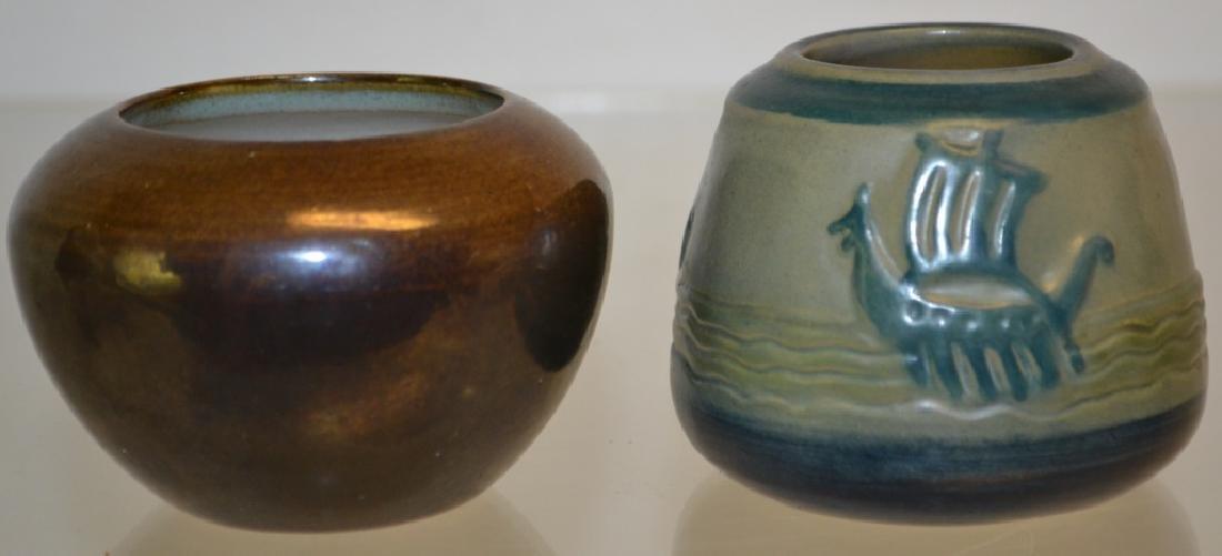 South Dakota Pottery Grouping