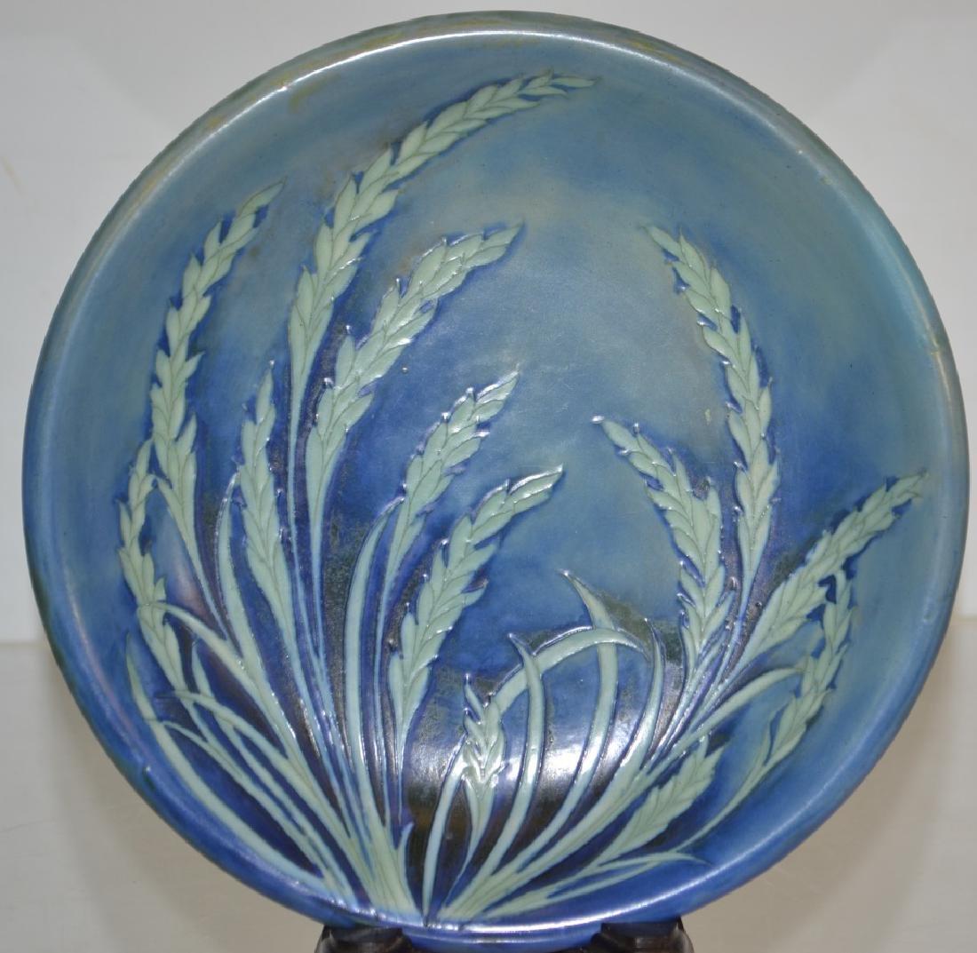 Moorcroft Pottery Plate