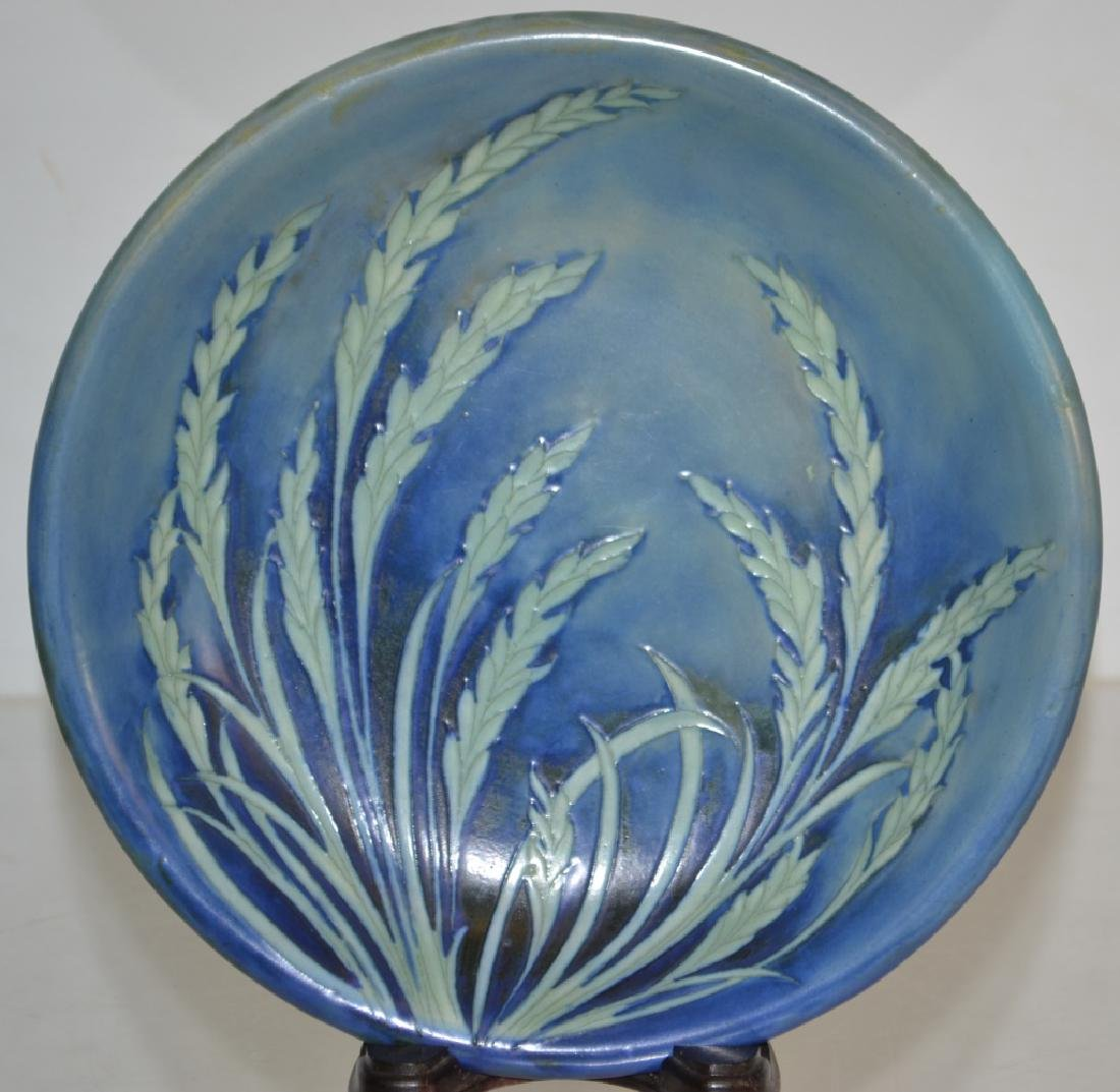 Moorcroft Pottery Plate - 2