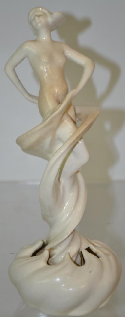 Cowan Pottery Figural Nude