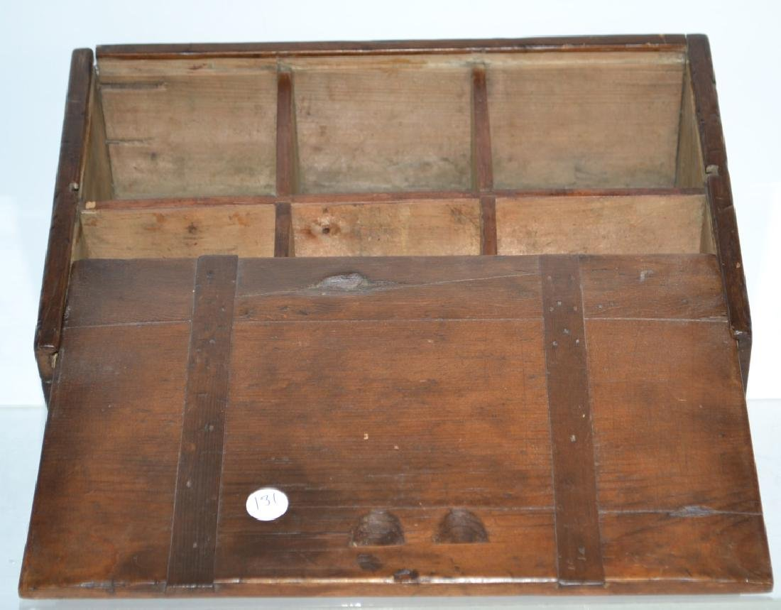 19th Century Divided Box - 3