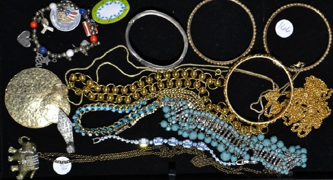Necklace and Bangle Grouping