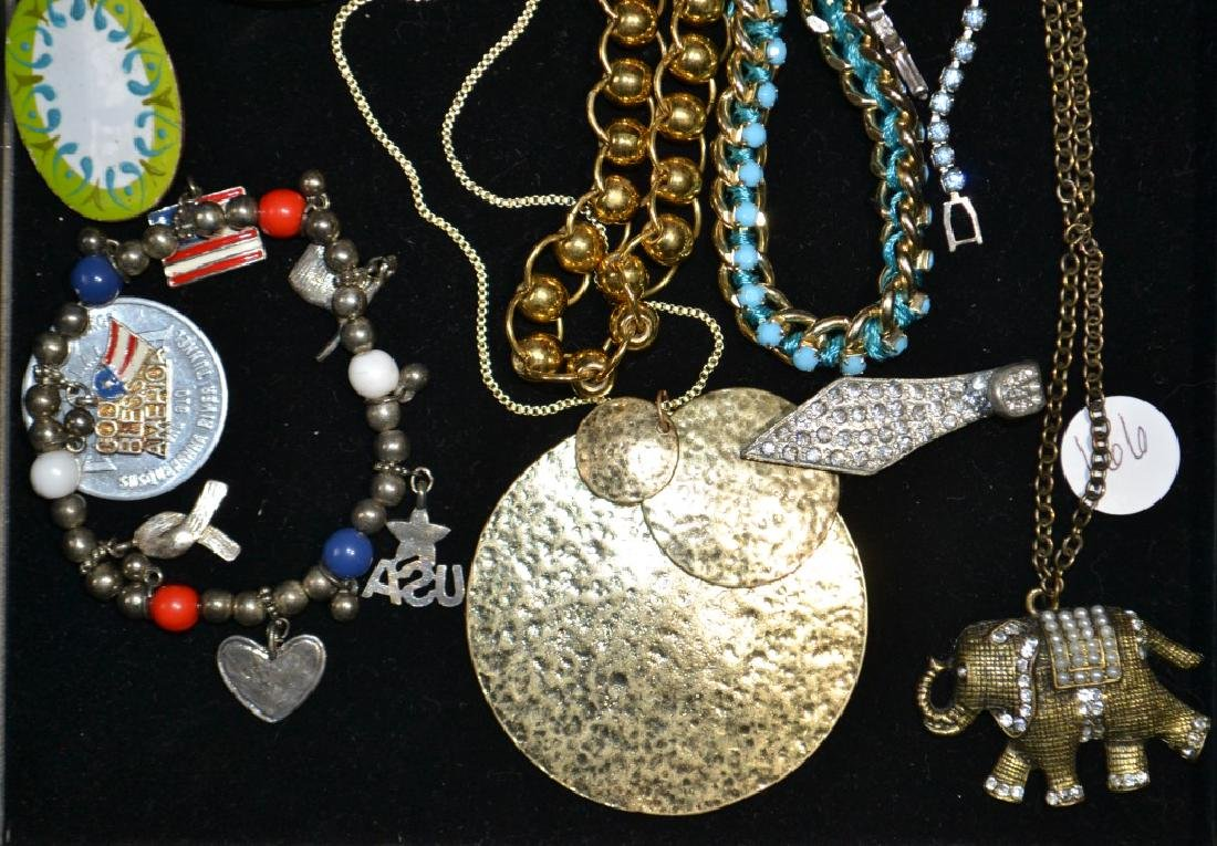 Necklace and Bangle Grouping - 2