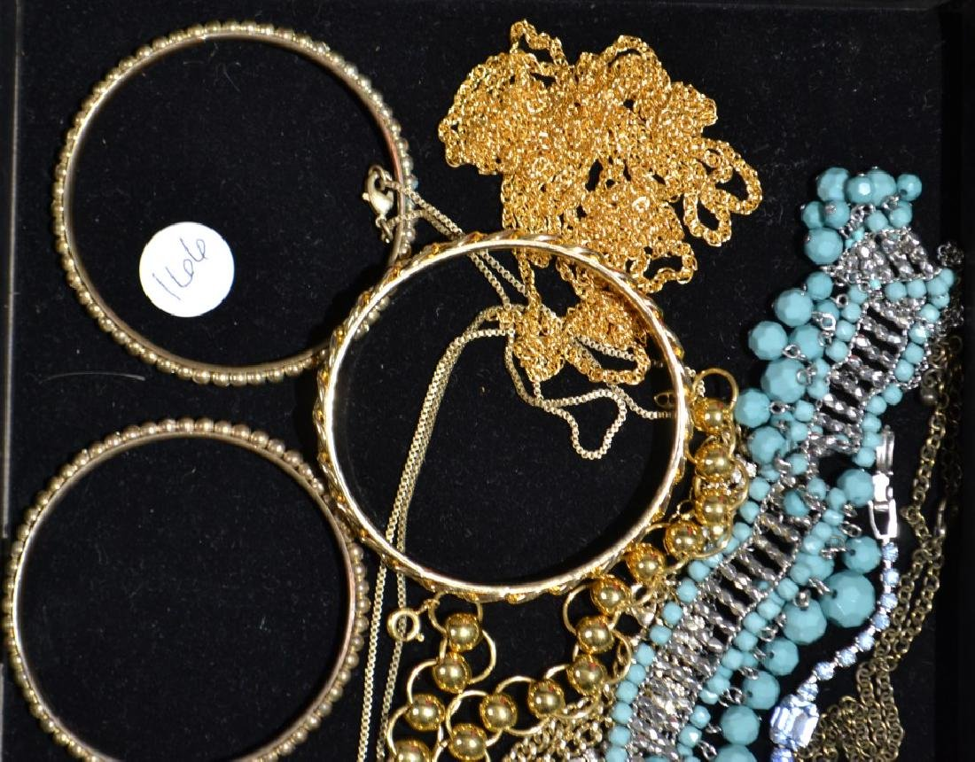 Necklace and Bangle Grouping - 3