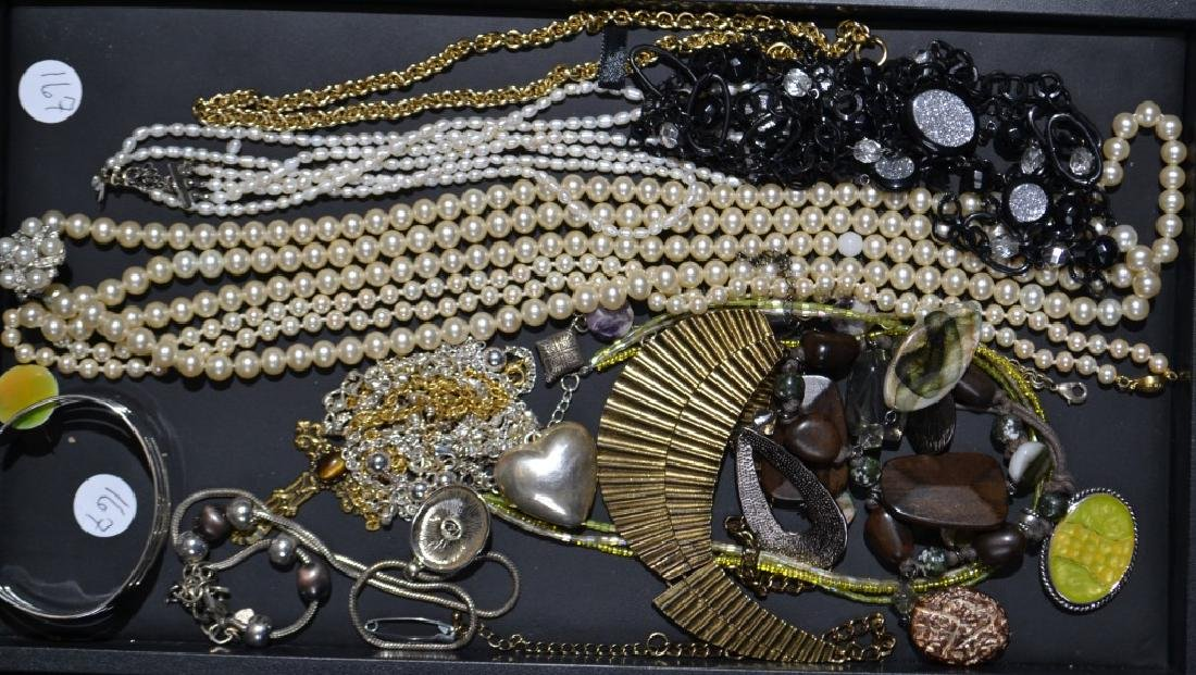 Costume Necklace Grouping