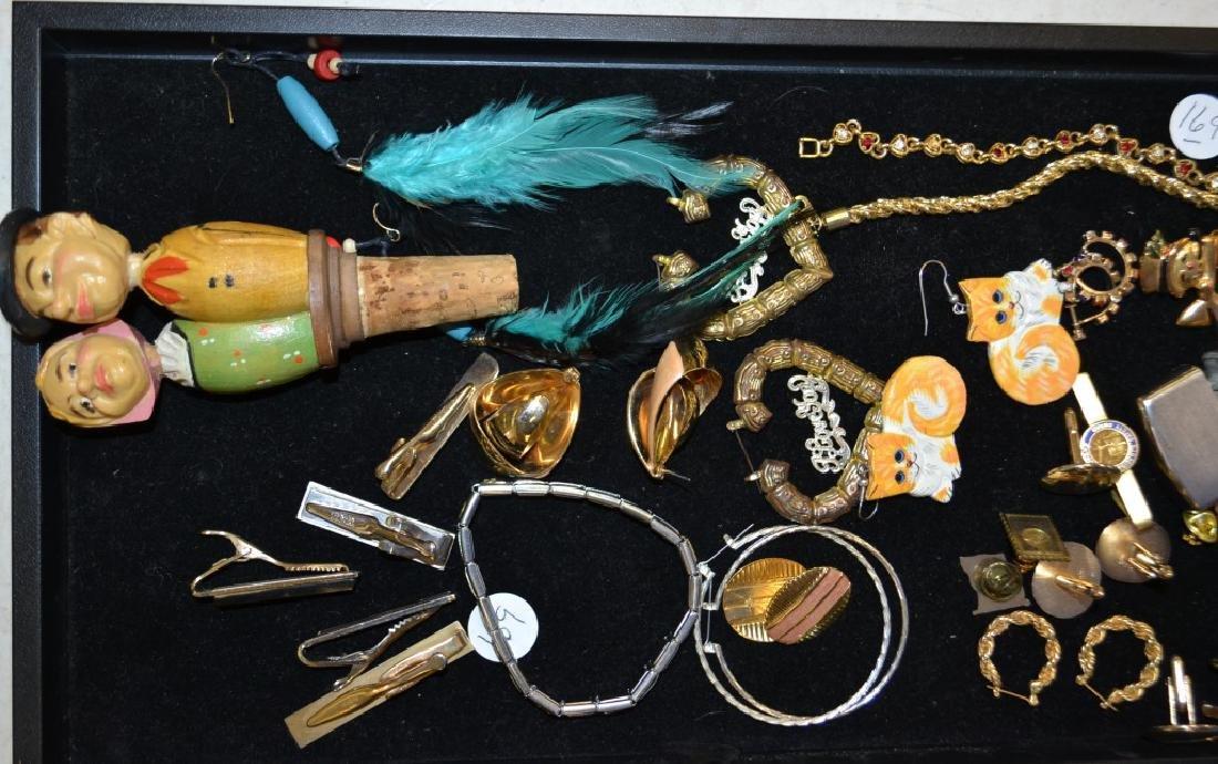 Costume Jewelry Grouping - 2