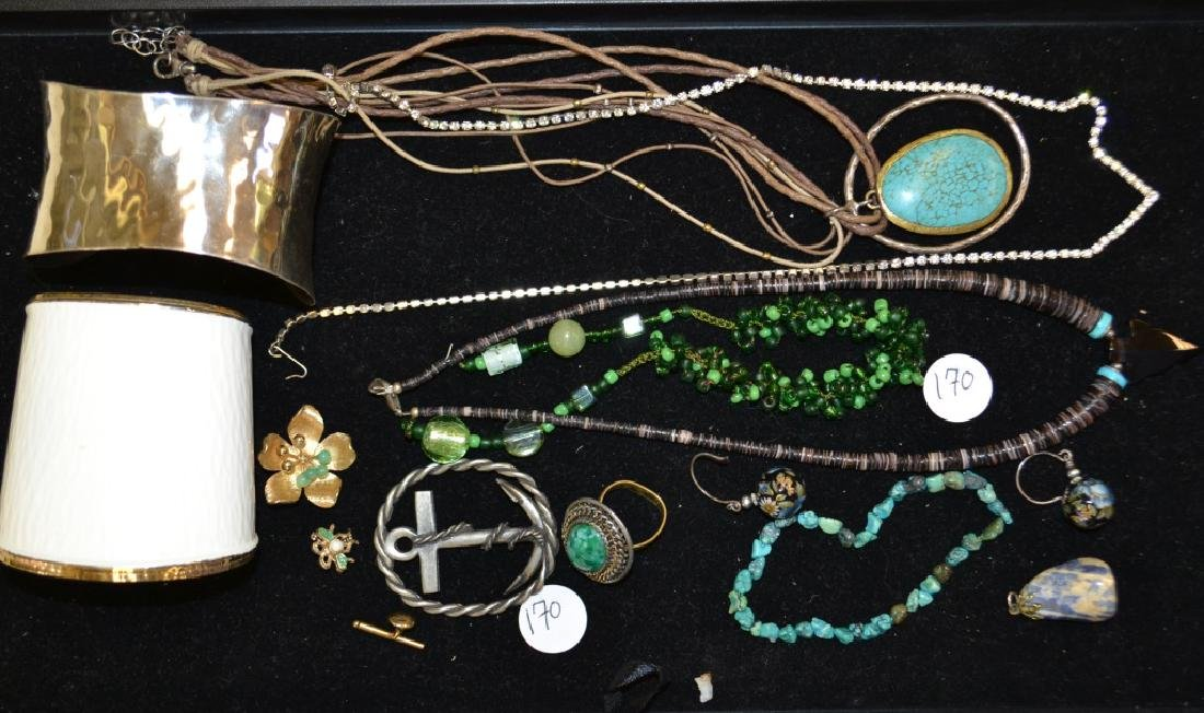 Turquoise Jewelry and More