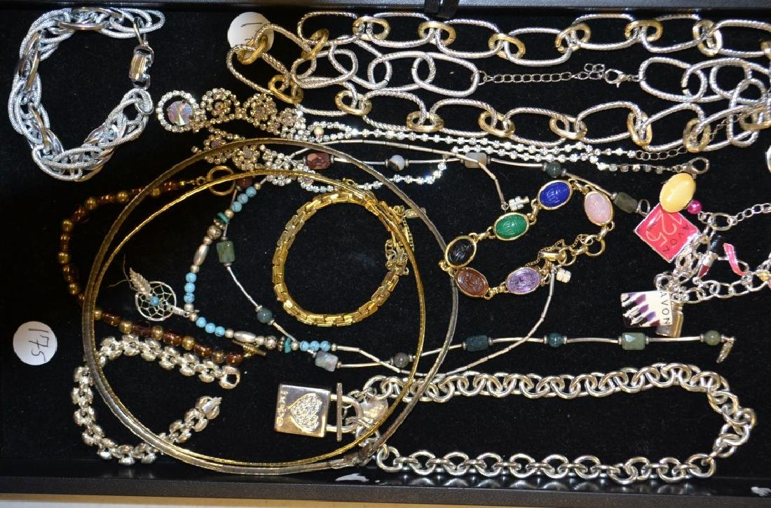 Necklace and Bracelet Grouping