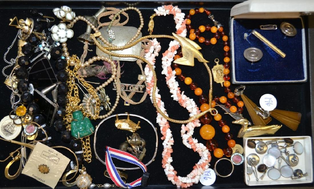 Necklaces, Cufflinks and More