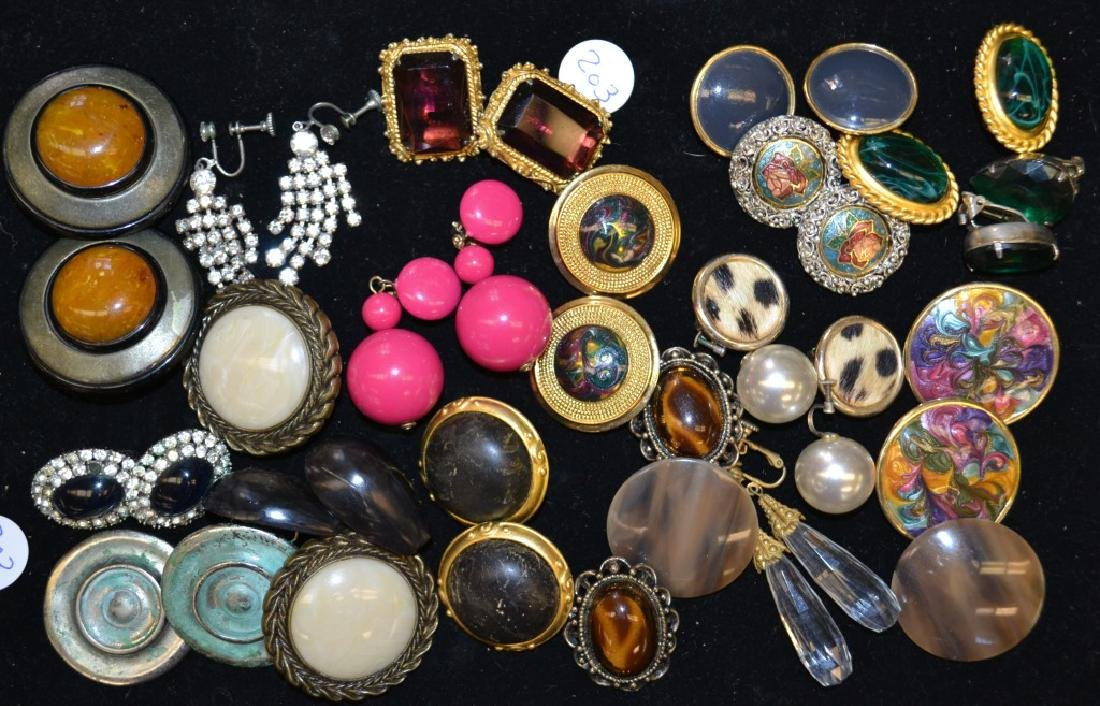 Earring Collection