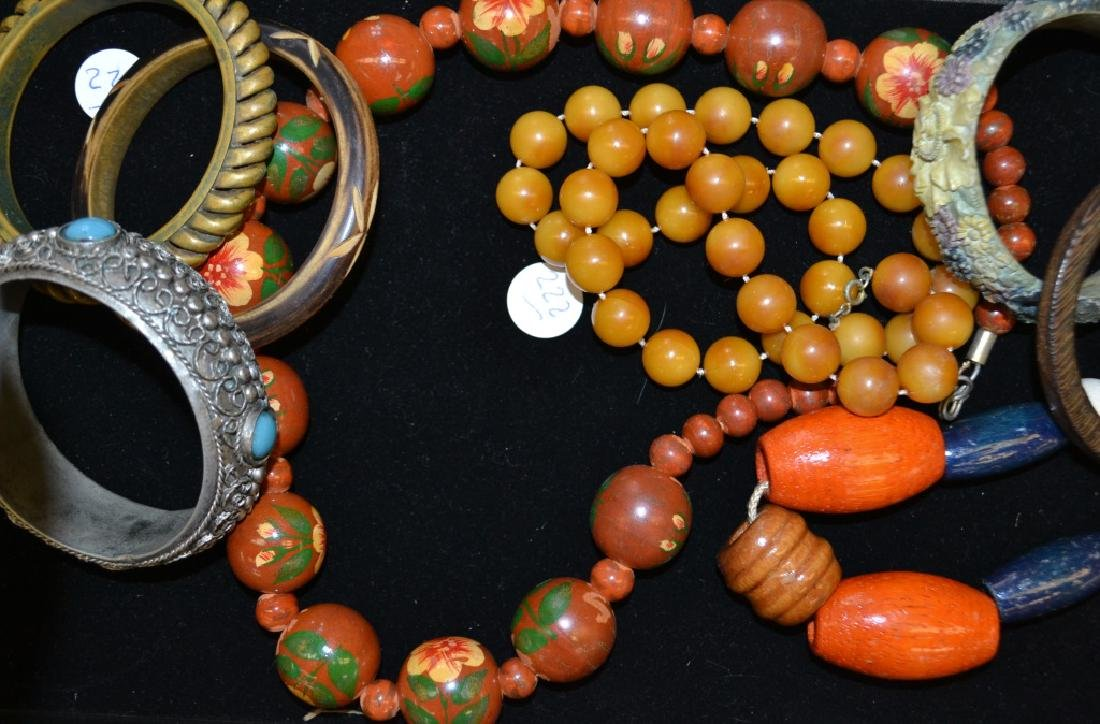 Bakelite and Other Jewelry - 2