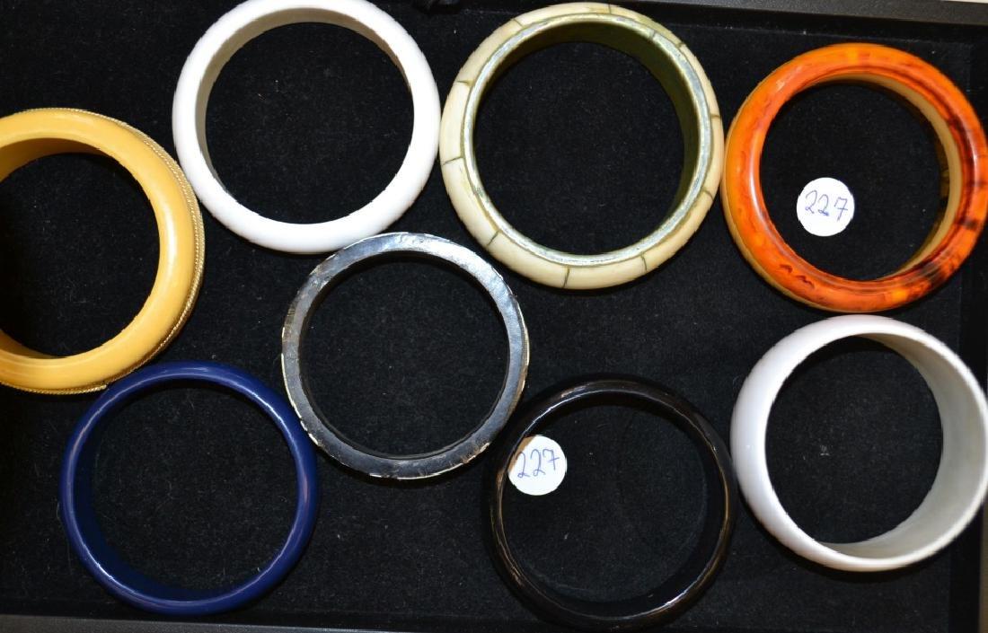 Bangle Bracelets - 2