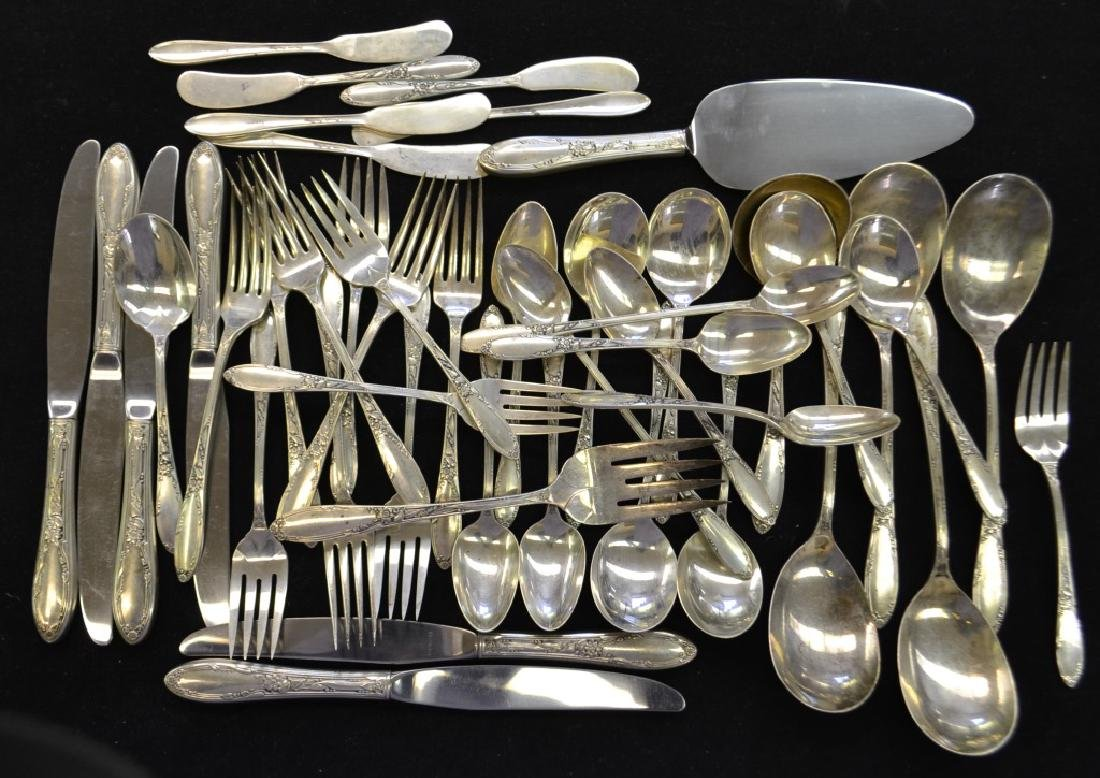 Oneida Sterling Flatware Set