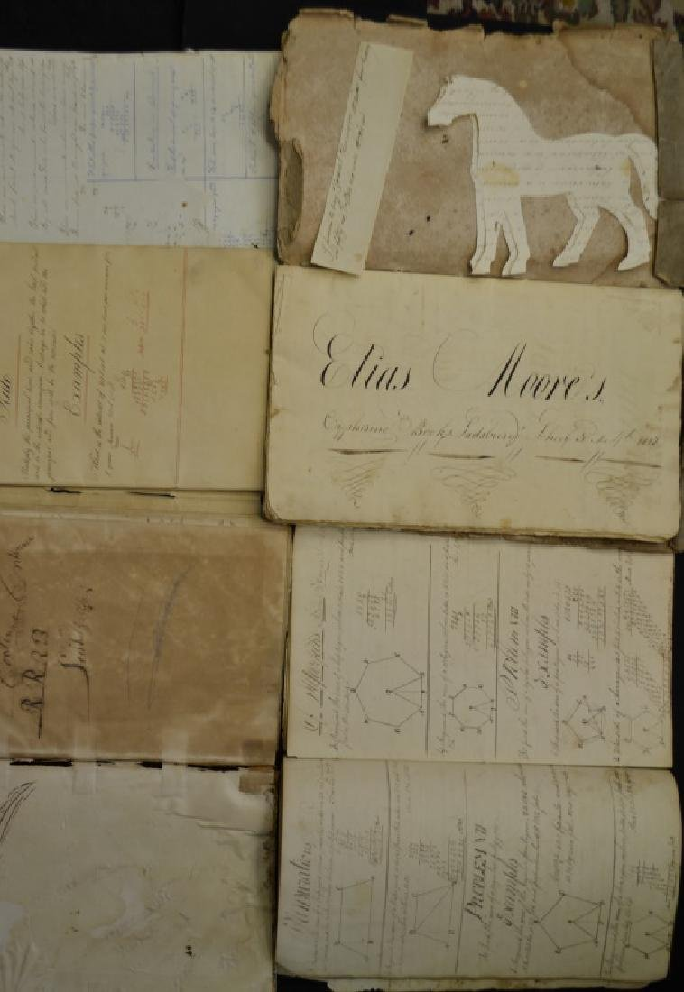 19th Century Calligraphy School Works