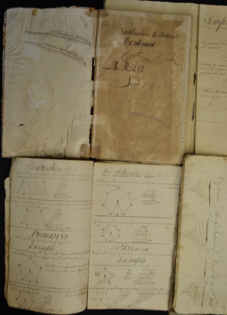 19th Century Calligraphy School Works - 3