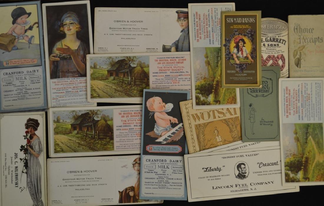 Advertising/Ephemera Cards
