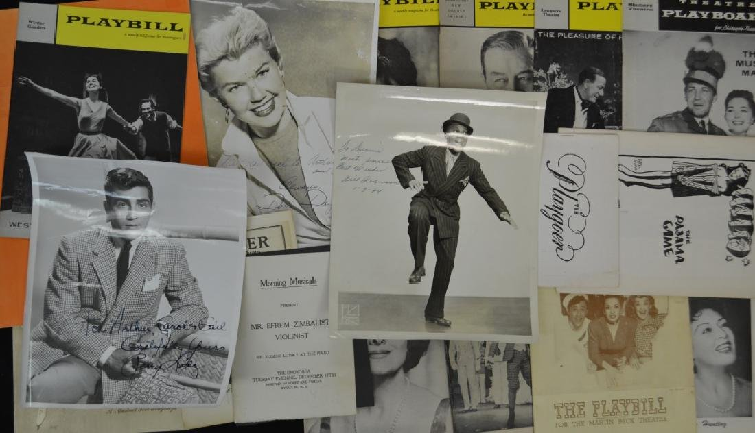 Movie Star Glossy Photos and Playbills