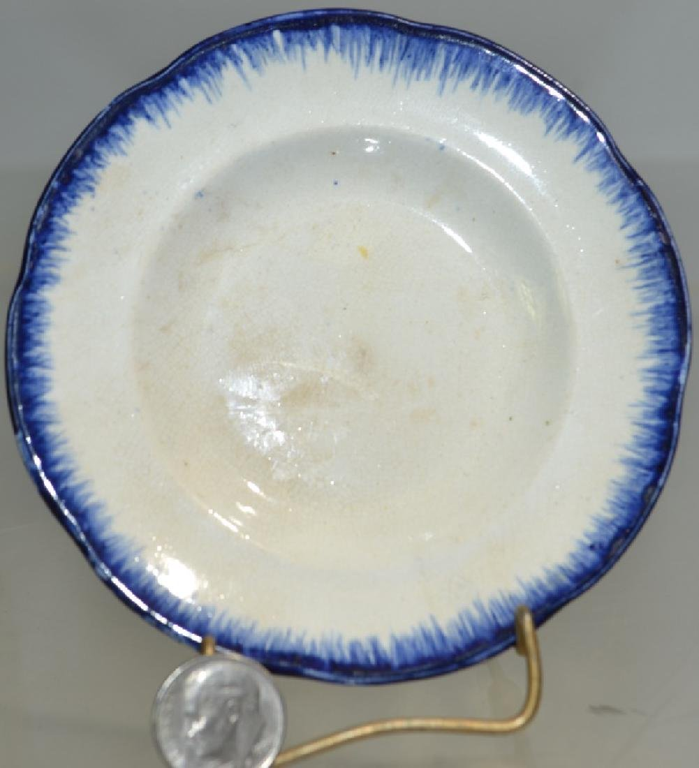 Leeds Feather Edge Cup Plate
