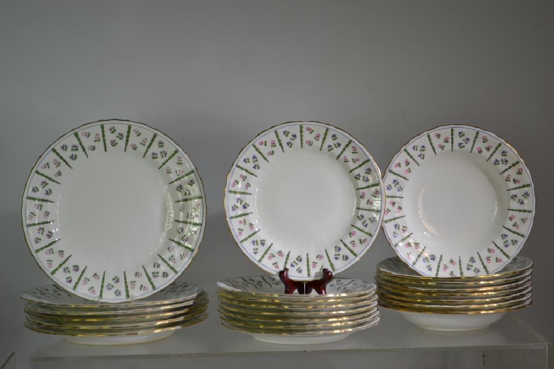 24 Piece Minton Partial China Service