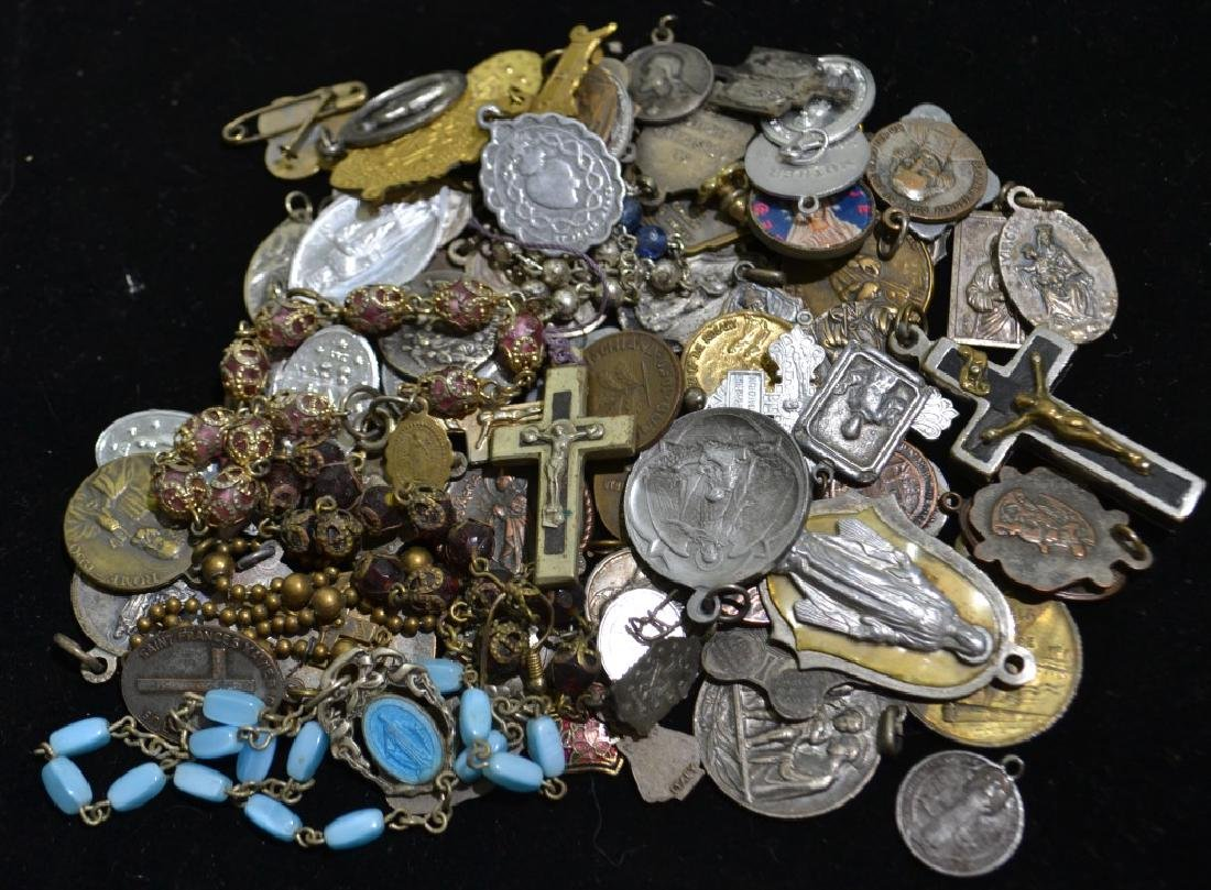 Grouping of Religious Medals