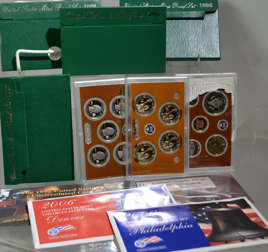 Mint Proof Coin Sets