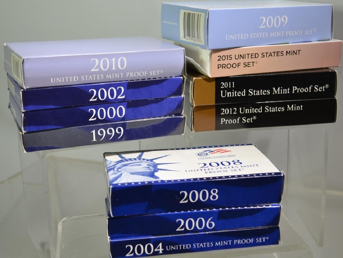 United States Mint Proof Sets