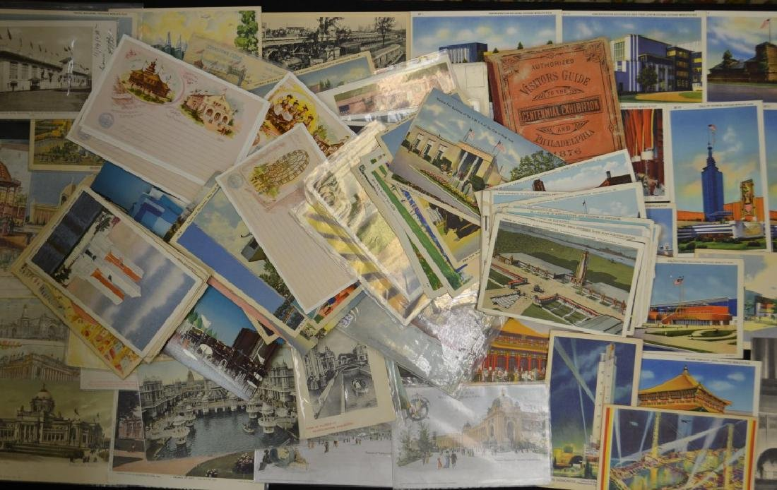 World's Fair Postcard Collection