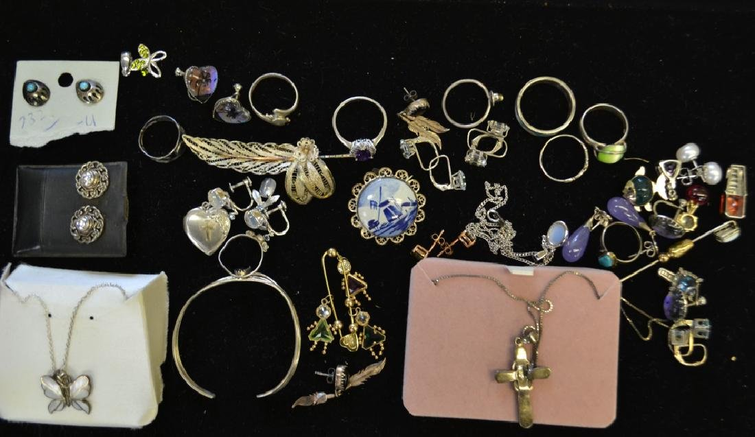 Sterling Jewelry and More.