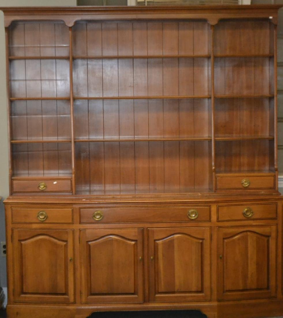 Statton 2 Piece Bookcase