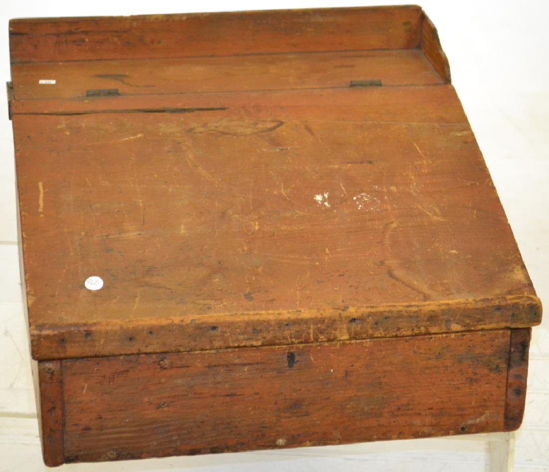 Early Table Top Desk