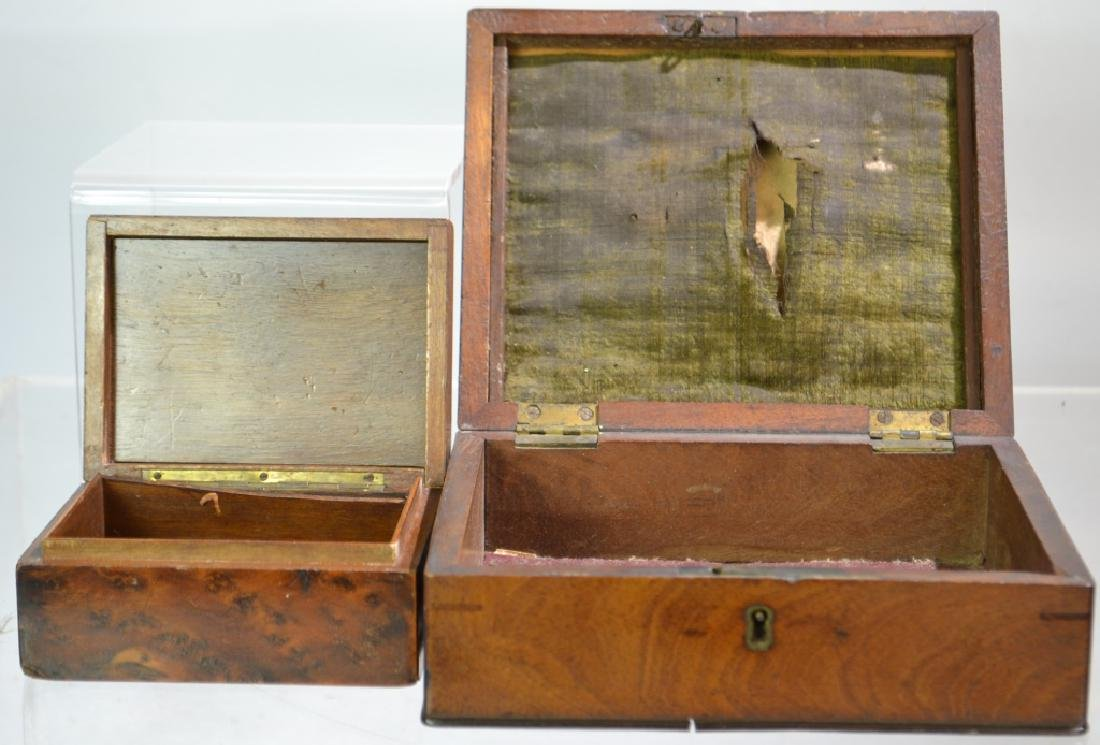 Pair of 19th Century Boxes - 4