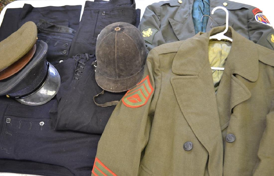 Military Clothing Grouping