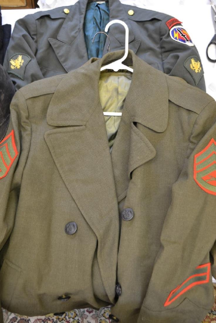 Military Clothing Grouping - 2