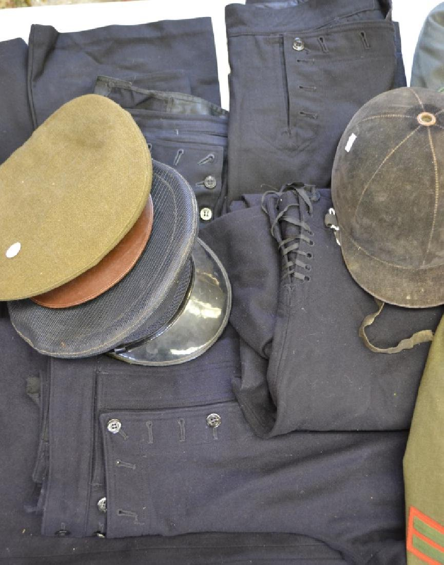 Military Clothing Grouping - 3