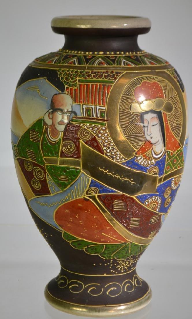 Early 20th Century Satsuma Vase