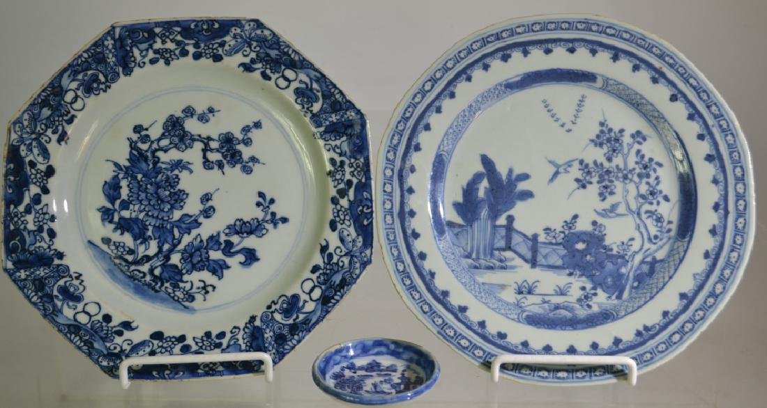 18th Century Plate and Others